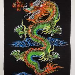 Wandbilder mit Drachen Motive